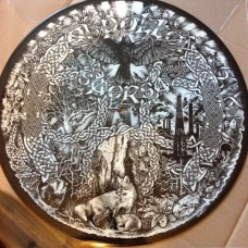 Oi Polloi ‎– Saorsa, Limited Edition, Picture Disc, Black And White