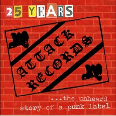 Various – 25 Years Attack Records
