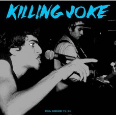 Killing Joke ‎– Killing Joke - Peel Session 79-81