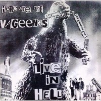 The Vageenas ‎– Live In Hell