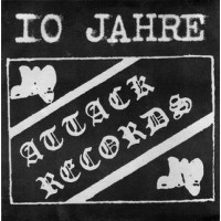 Various – 10 Jahre Attack Records