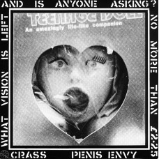 Crass – Penis Envy