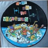 The Vageenas ‎– Here Are The Vageenas