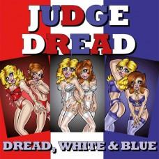 Judge Dread – Dread, White & Blue