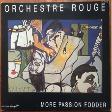 Orchestre Rouge ‎– More Passion Fodder