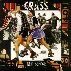 Crass – Best Before...1984
