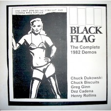 Black Flag ‎– The Complete 1982 Demos
