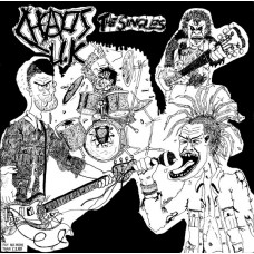 Chaos UK – Total Chaos-The Singles