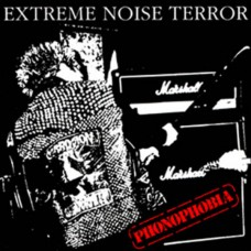 Extreme Noise Terror ‎– Phonophobia + Live At Adam & Eve's - Leeds, UK 16/04/1986