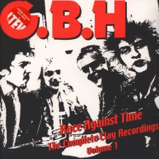 G.B.H ‎– Race Against Time: The Complete Clay Recordings Volume 1