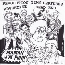 V/A Maman J'Ai Punk !