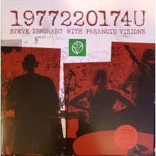 "Steve Ignorant with Paranoid Visions ""1977220174U"""