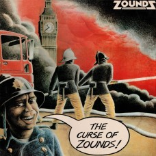 Zounds ‎– The Curse Of Zounds