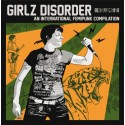 V/A - Girlz Disorder Volume 2 LP+CD