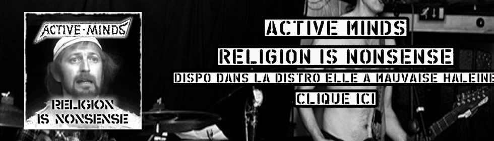 Active Minds ‎– Religion Is Nonsense